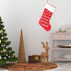 Weihnachten Fröhliche Weihnachten Hängend Geschenktasche Vlies Adventskalender Weihnachten