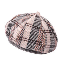 Ladies'/Women's Vintage Cotton/Polyester Beret Hats