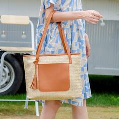 Bohemian Style/Braided/Multi-functional Tote Bags/Beach Bags