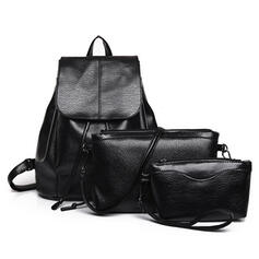 Solid Color/Multi-functional Crossbody Bags/Bag Sets/Backpacks