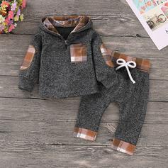 2-pieces Baby Boy Sporty Cotton Set