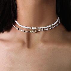 Modisch kühlen Legierung Halsketten