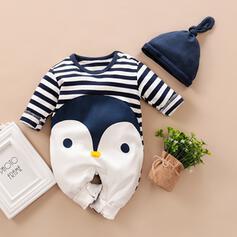 2-pieces Baby Animal Cotton Set