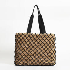 Unique/Charming/Bohemian Style/Braided/Super Convenient Tote Bags/Beach Bags/Hobo Bags