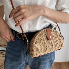Delicate/Dumpling Shaped/Braided Crossbody Bags/Beach Bags