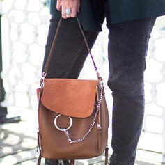 Fashionable/Solid Color/Multi-functional Crossbody Bags/Backpacks