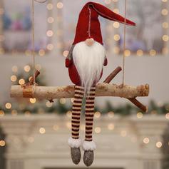 Weihnachten Tabelle Fröhliche Weihnachten Langes Bein Vlies Weihnachtsschmuck Gnom