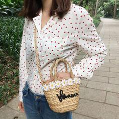 Fashionable/Braided/Daisy Crossbody Bags/Beach Bags