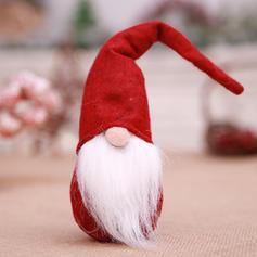 Weihnachten Gnom Fröhliche Weihnachten Tischplatte Vlies Weihnachtsschmuck Gnom