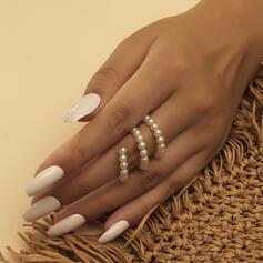Anhänger Elegant Perle mit Nachahmungen von Perlen Ringe