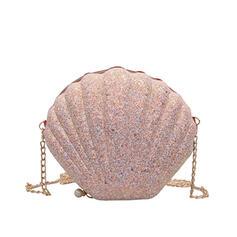 Einzigartig/Anhänger/Glänzende/Shell Shaped/Böhmischer Stil Handtaschen/Umhängetasche/Umhängetaschen/Schultertaschen/Strandtaschen