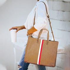 Fashionable/Splice Color/Multi-functional Tote Bags/Crossbody Bags