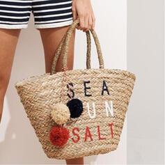 Fashionable/Braided Tote Bags/Beach Bags