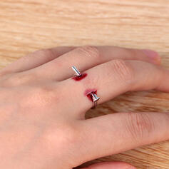 Das Halloween Blut Legierung Ringe