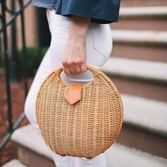 Refined/Braided/Minimalist Tote Bags/Beach Bags