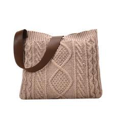 Elegant/Vintga/Bohemian Style/Braided Tote Bags/Crossbody Bags/Shoulder Bags/Beach Bags/Bucket Bags/Top Handle Bags