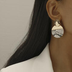 Stilvoll Boho Legierung Frauen Ohrringe 2 STÜCK