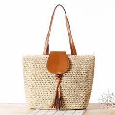 Pendeln/Böhmischer Stil/Geflochten/Einfache Tragetaschen/Schultertaschen/Strandtaschen