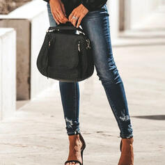 Fashionable/Commuting/Braided Tote Bags/Crossbody Bags