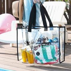 Transparent/Multi-functional/Super Convenient Tote Bags/Beach Bags
