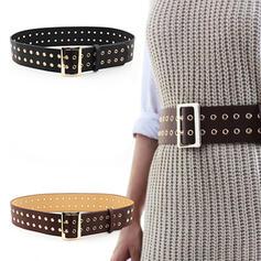 Women's Beautiful/Classic/Elegant/Pretty/Romantic/Artistic Faux Leather Belts