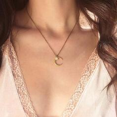 Einfache heißeste Legierung Halsketten