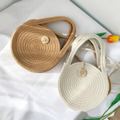Klassische/Vintage/Böhmischer Stil/Geflochten Tragetaschen/Umhängetaschen/Schultertaschen/Strandtaschen