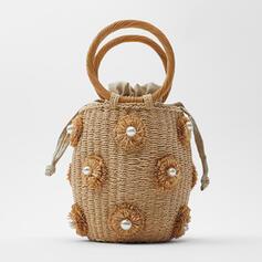 Floral/Braided Tote Bags/Beach Bags