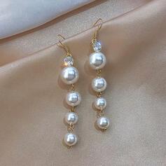 Attractive Charming Elegant Artistic Delicate Alloy Women's Ladies' Earrings