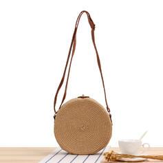 Böhmischer Stil/Geflochten/Handgemacht Umhängetaschen/Schultertaschen/Boston Taschen/Strandtaschen
