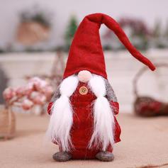 Weihnachten Gnom Fröhliche Weihnachten Vlies Weihnachtsschmuck Gnom