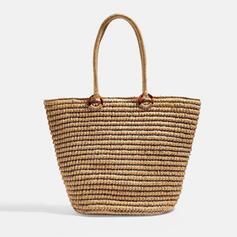 Elegant/Vintage/Böhmischer Stil/Geflochten/Einfache Tragetaschen/Strandtaschen/Beuteltaschen/Hobo-Taschen