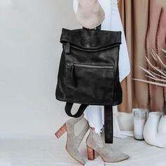 Commuting/Solid Color/Multi-functional Crossbody Bags/Bag Sets/Backpacks