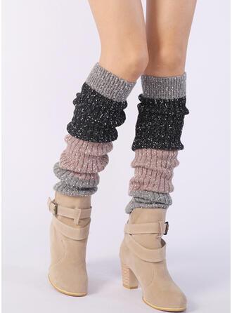 Einfarbig/Stitching Warmen/Atmungsaktiv/Komfortabel/Leg Warmers/Boot Cuff Socks Socken/Strümpfe Socken