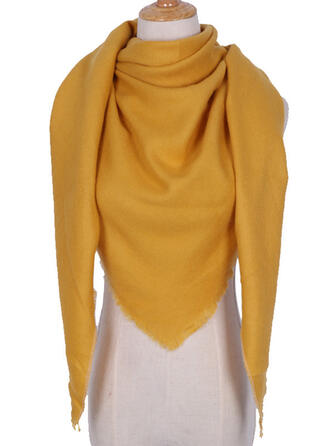 Solid Color fashion/Multi-functional Scarf