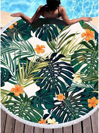Blumen attraktiv/mode/frisch Badetuch