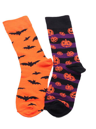 Halloween Halloween Socks 2 PCS