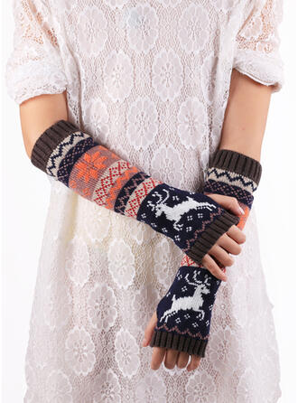 Colorful/Christmas Style fashion/Comfortable/Christmas Gloves