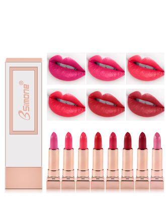 Matte Classic Lipsticks With Box