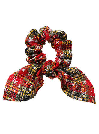 Christmas Cloth Women's Christmas Jewelry Hair Accessories 1 PC