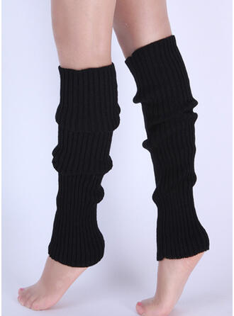 Gestreift/Einfarbig Komfortabel/Leg Warmers/Boot Cuff Socks Socken