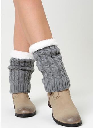 Retro /Jahrgang/Stitching Warmen/Komfortabel/Leg Warmers/Boot Cuff Socks Socken