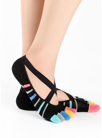 Stitching/Bunt Atmungsaktiv/Schutz/No Show Socks Socken