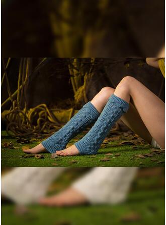 Gestreift/Geometrische drucken Warmen/Komfortabel/Leg Warmers/Boot Cuff Socks Socken