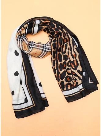 Leopard Reusable/Women's/Simple Style Scarf