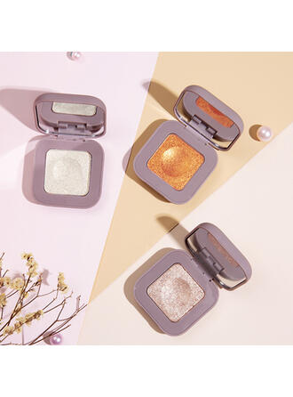 Shimmer Classic Waterproof Charming Color rendering Eyeshadow Palette With Box