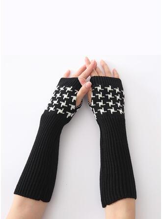 Blumen/Retro /Jahrgang attraktiv/Atmungsaktiv Handschuhe