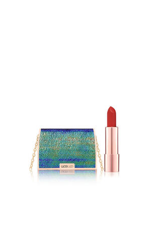 Matte Velvet Lipsticks With Storage Bag