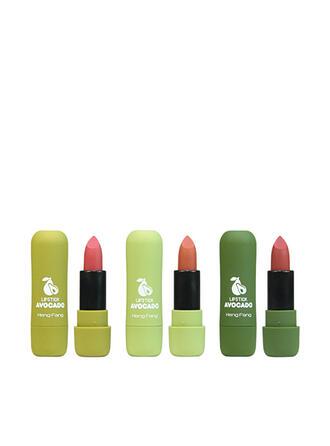 3-color Matte Velvet Lipsticks Lip Sets With Box