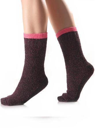 Farbverlauf/Stitching Warmen/Atmungsaktiv/Komfortabel/Crew Socks Socken